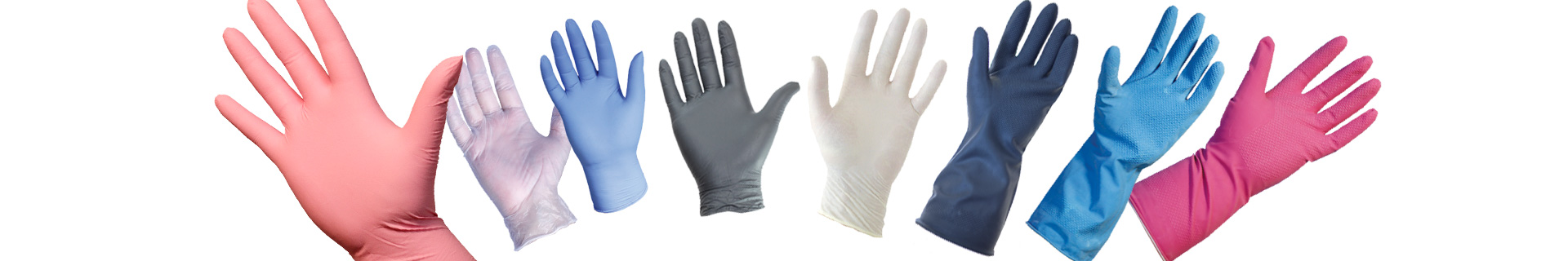 View our range of disposable gloves